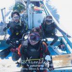 西伊豆へボート&ビーチダイビング!安良里と井田へ!