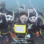 海週間5Days!OW海洋実習から始まり、DRYセミナーやPPB講習などなど