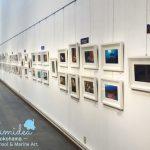 クイーンズスクエア みなとみらいギャラリーの伊豆海洋公園 海の写真展へ☆