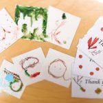 海藻おしば教室開催!海藻達で素敵な作品作りましょ!