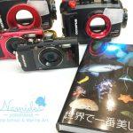 NEWカメラとNEW図鑑を買っちゃいました!