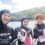体験ダイビング・リフレッシュダイビングにツアーとNamideaフル回転!