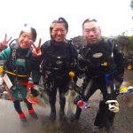 念願のIOP(伊豆海洋公園)でアドバンス講習とツアー!