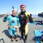 OW(オープンウォーターダイバー)講習!初めての水中世界☆