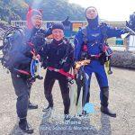GWだー!講習にツアーに大島にと海を大満喫してきまーす!