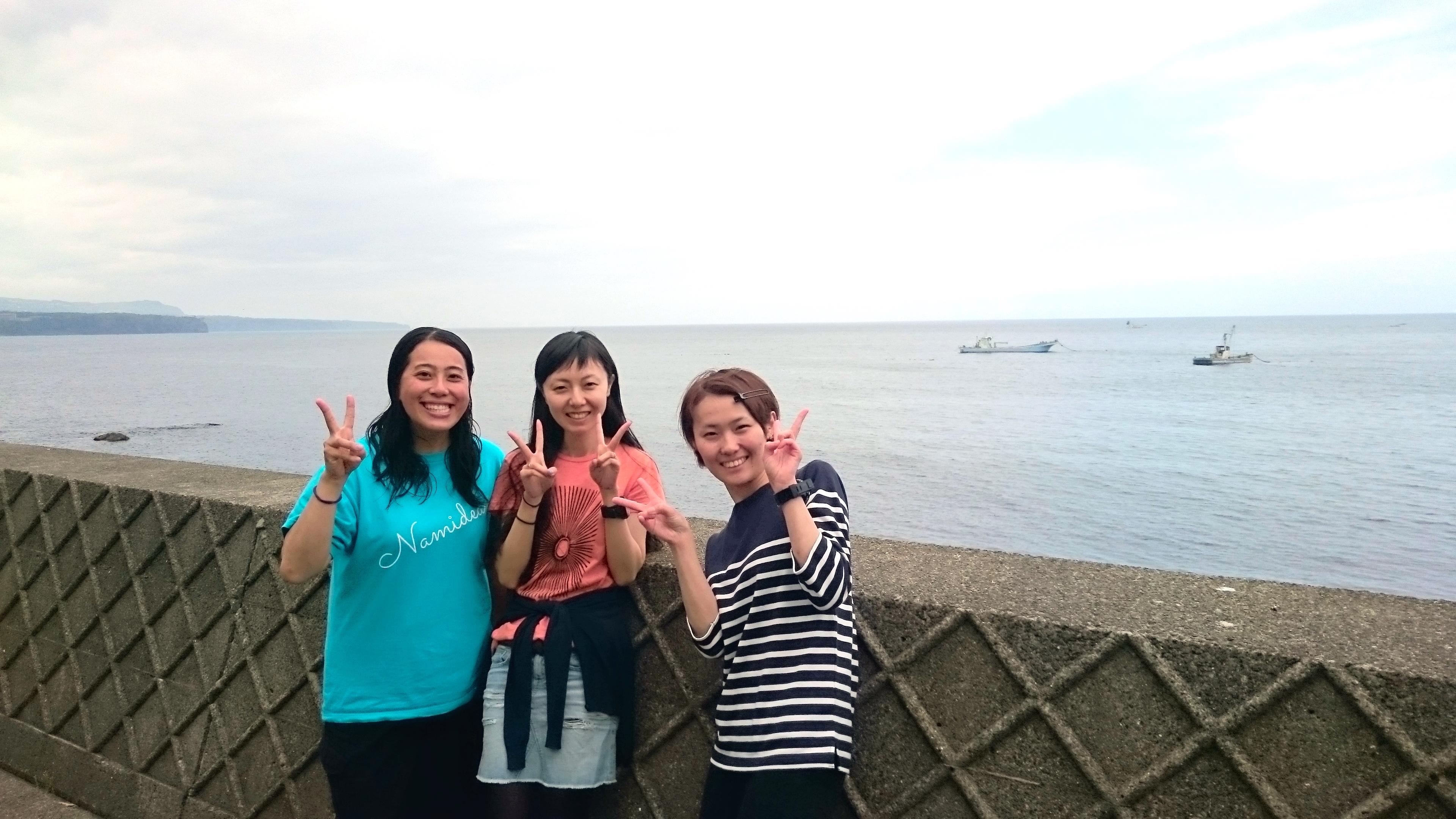 北川ボートツアー