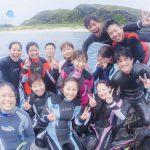 癒しの海!慶良間・阿嘉島ダイビングツアー!