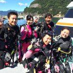 雲見ボートツアーとIOP(伊豆海洋公園)ツアー!