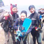 IOP(伊豆海洋公園)ツアーと東船橋プール講習!