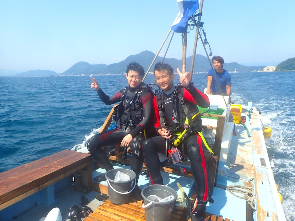 平沢ボート 淡島 ボートセミナー
