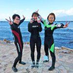 平沢でAW(アドバンスドオープンウォーター)海洋実習!あの頃が懐かしい!