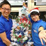 Namidea店内もクリスマスモードへ!遊びにきてくださいね!