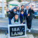 初潜りツアーは田子で記念ダイブ!