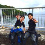 福浦でOW(オープンウォーターダイバー)の海洋講習ツアー!