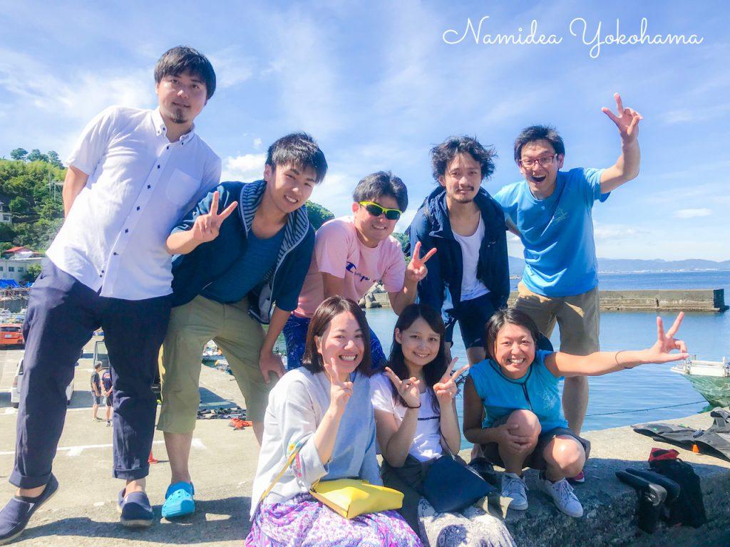 江の浦ダイビングツアー