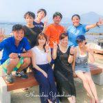 賑わう海!8月最初の週末スタート!!