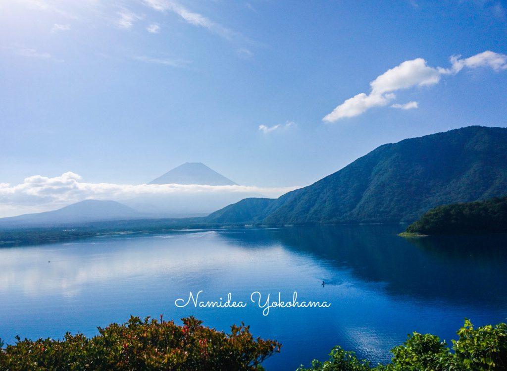 Namidea Yokohama 本栖湖ツアー