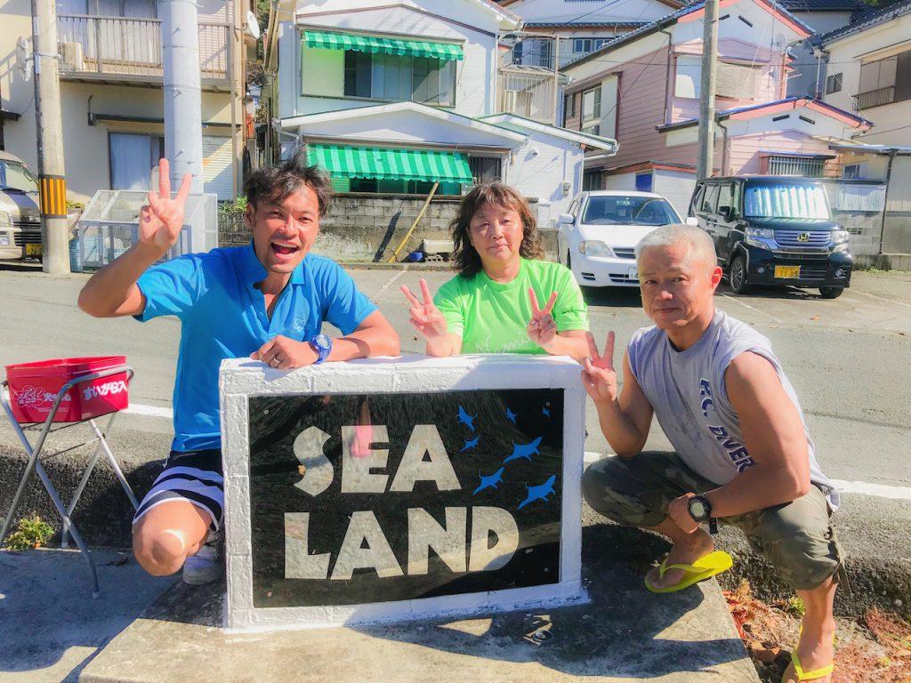 神子元ツアー改め、田子ボートツアーの集合写真