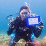 水中世界に感動しっぱなしのオープンウォーター講習!