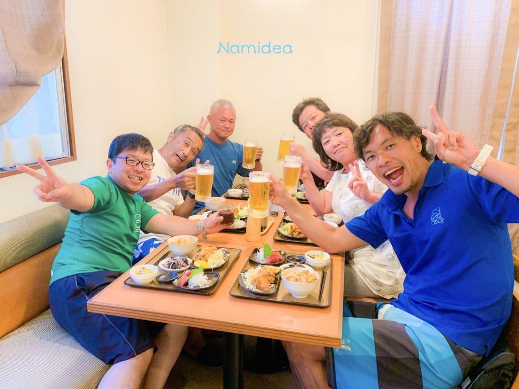 沖縄・阿嘉島と粟国島遠征ツアー