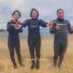 GW折り返し!ライセンス講習に体験ダイビングに大島ツアーと海大満喫!!
