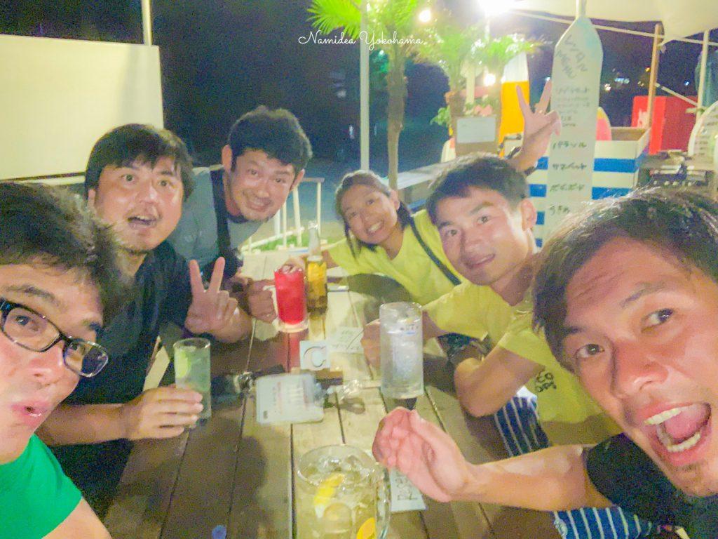 Namidea Yokohama 2019年8月も終了!