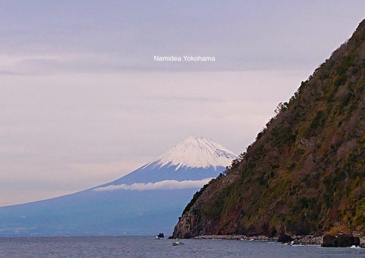 Namidea Yokohama 富士山がとてもキレイでした!