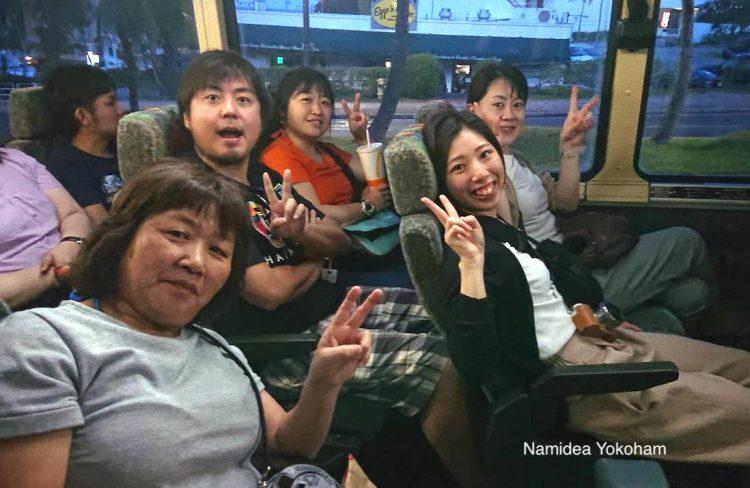 ナミディア グアムツアー 最終日の早朝!朝市へ出発!!
