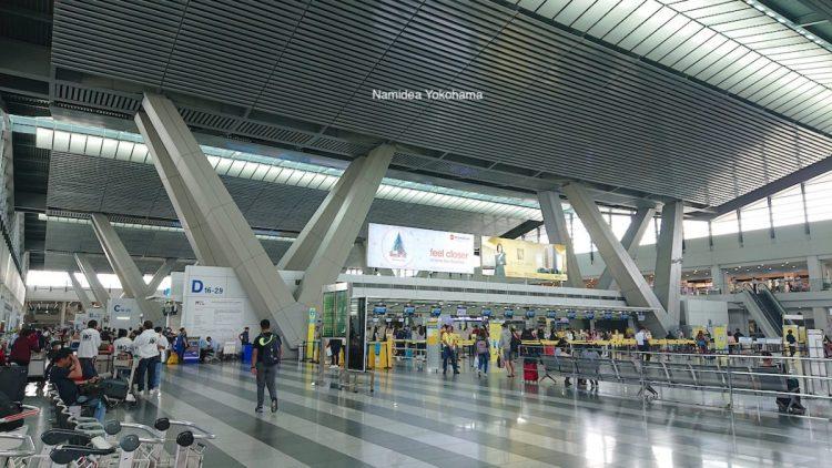 フィリピン・マニラ空港第一国際ターミナル