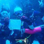 リゾートの海で記念ダイビング!!第2弾!!
